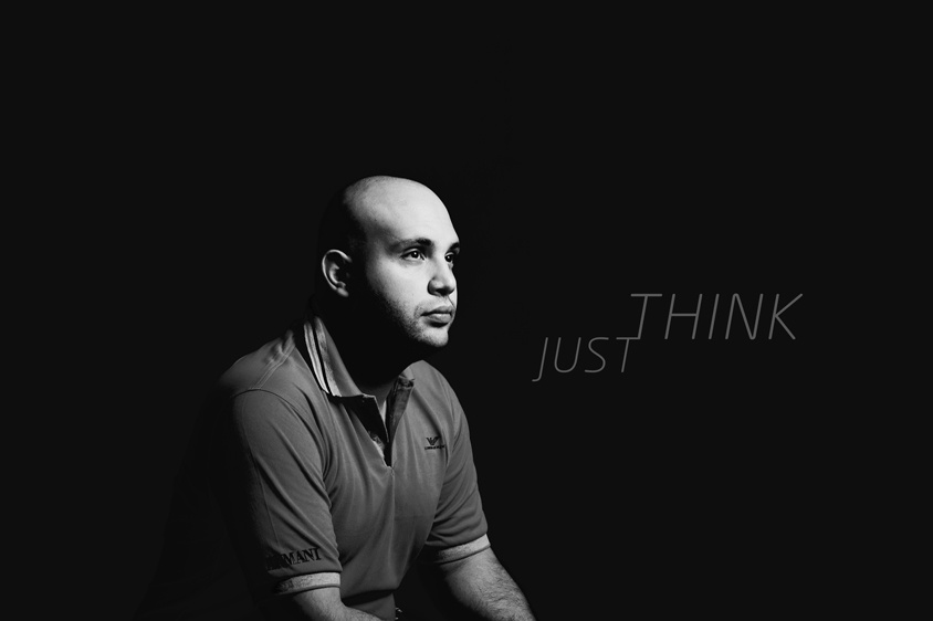 Just Think, Poster