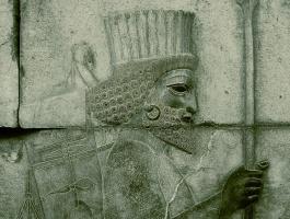 Soldier of Achaemenid Empire