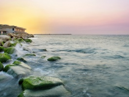 seaside - Caspian sea - Iran